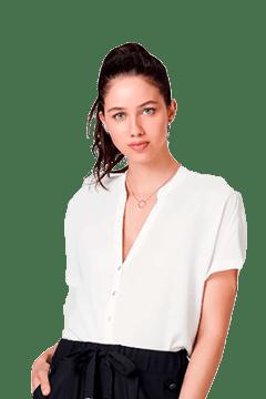 Camisa Simples Manga Curta - PRODUTO TESTE